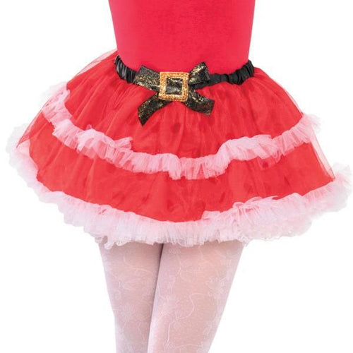 Amscan Staging Santa Tutu - Child