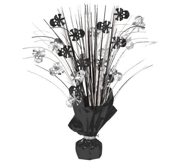 Amscan Staging Skull Spray Centerpiece