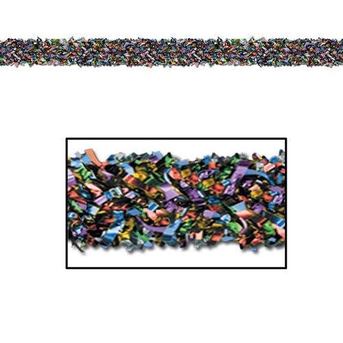 Biestle Company Decorations Multicolor Metallic Festooning Garland