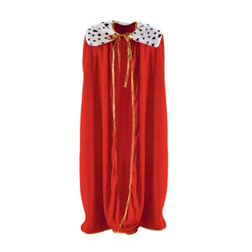 Biestle Company Valentines Adult Red King/Queen Robe