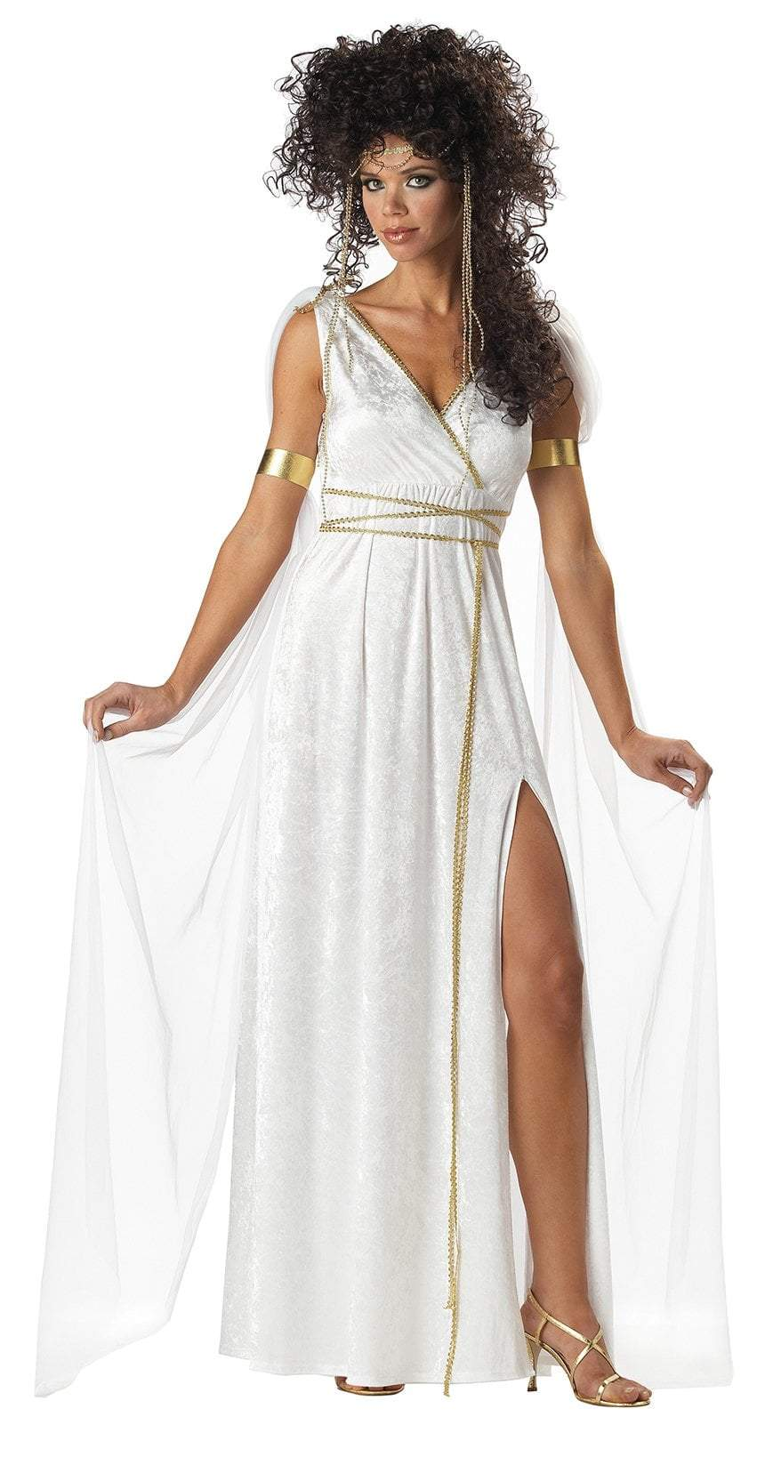California Costumes Costumes Adult Athenian Goddess Costume