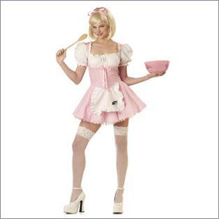 California Costumes Costumes Adult Miss Muffet Costume