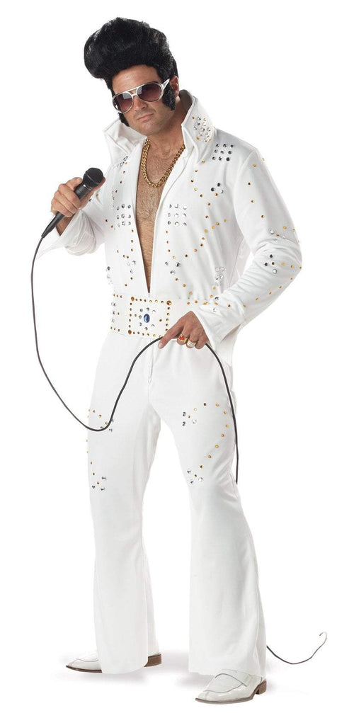 California Costumes Costumes Adult Rock Legend Costume