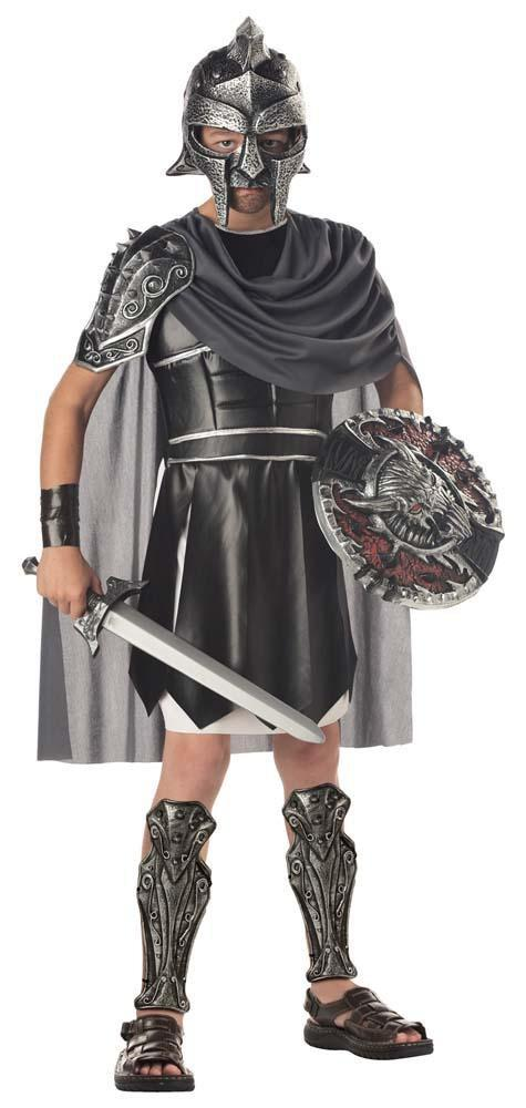 California Costumes Costumes Adult Roman Gladiator Costume