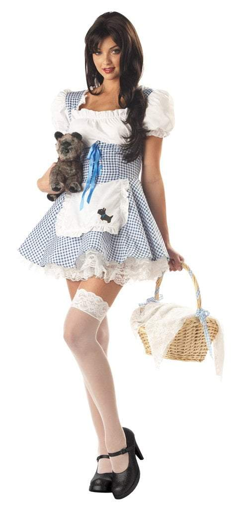 California Costumes Costumes Adult Storybook Sweetheart Costume
