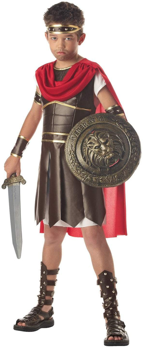 California Costumes Costumes Boys Hercules Costume