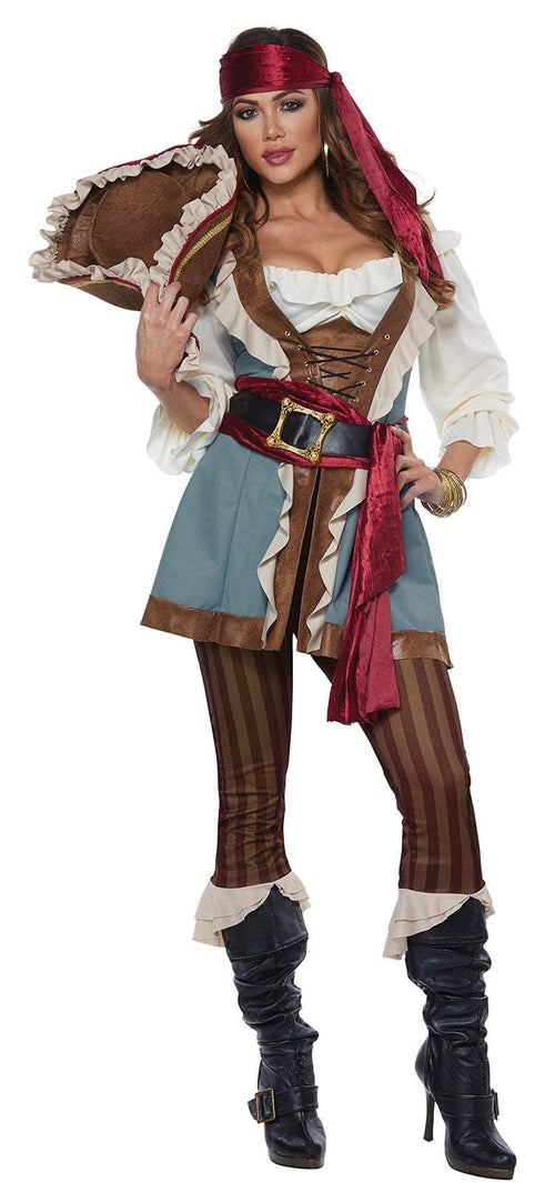 California Costumes Costumes Jewel Of The Sea Pirate Costume