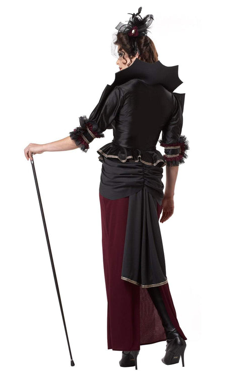 California Costumes Costumes Lady Of The Manor Vampire Costume