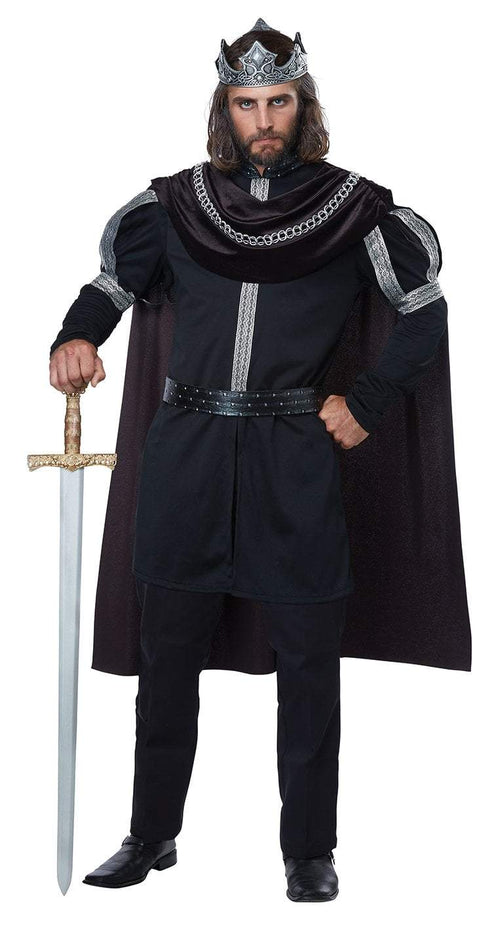 California Costumes Costumes LARGE Adult Dark Monarch Costume