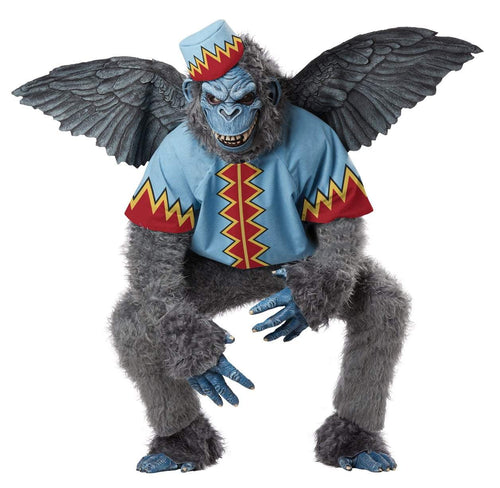 California Costumes Costumes LARGE Adult Evil Winged Monkey Costume