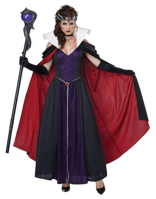 California Costumes Costumes LARGE Women's Evil Storybook Queen Costume