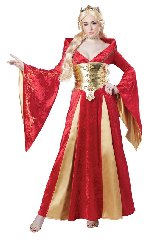 0d25413e155 Women s Medieval Queen Costume.  49.99. California Costumes Costumes LARGE  ...
