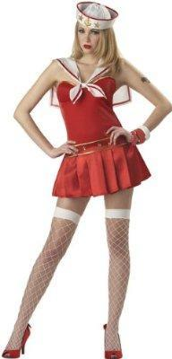 California Costumes Costumes MEDIUM Adult Nautical Star Costume