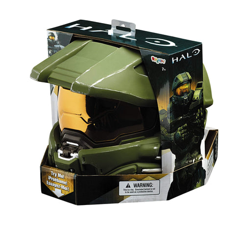 Disguise Costume Accessories Childs Master Chief Helmet - Halo