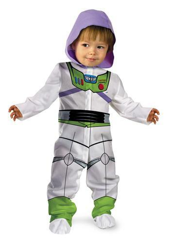 Disguise Costumes 0-6 MTHS Baby Buzz Lightyear Classic Costume - Toy Story