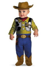 Disguise Costumes 0-6 MTHS Baby Woody Classic Costume - Toy Story