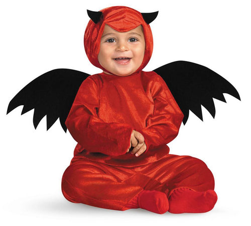 Disguise Costumes 12-18 MTHS Baby Boys D'Little Devil Costume