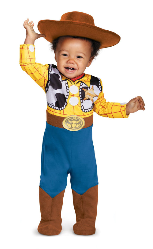 Disguise Costumes (12-18 MTHS) Infant Boys Woody Deluxe Costume - Toy Story