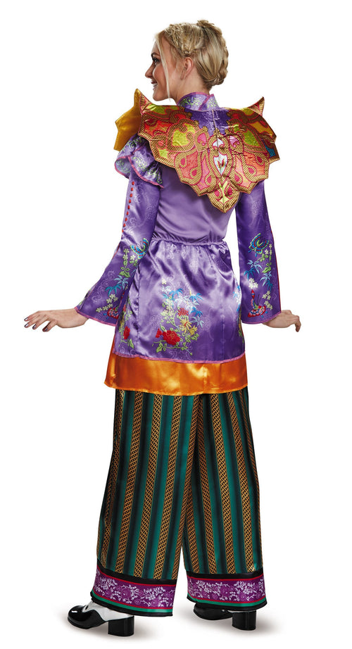 Disguise Costumes Adult Alice Asian Look Deluxe Costume - Alice In Wonderland