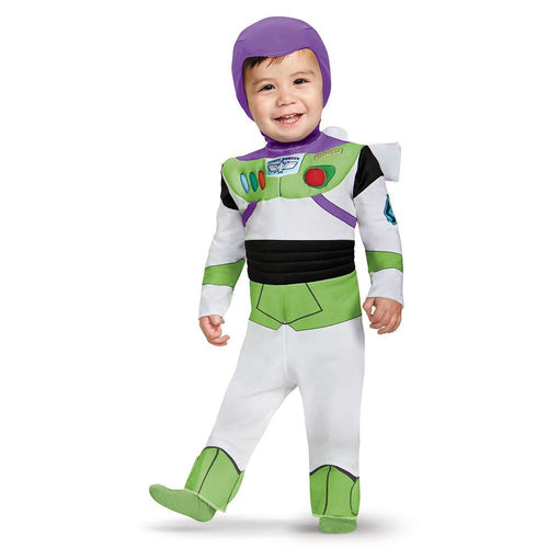 Disguise Costumes Baby Buzz Lightyear Deluxe Costume - Toy Story