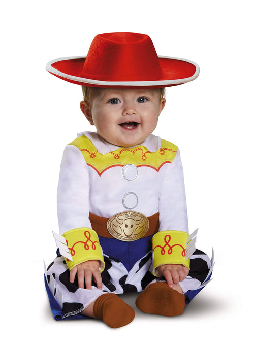 Disguise Costumes Baby Girls Jessie Deluxe Costume - Toy Story