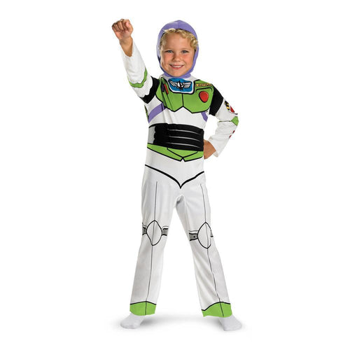 Disguise Costumes Boys Buzz Lightyear Classic Costume - Toy Story