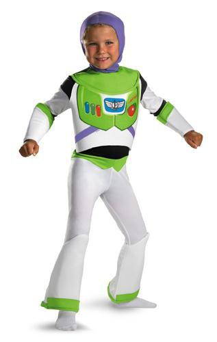 Disguise Costumes Boys Deluxe Buzz Lightyear Costume - Toy Story