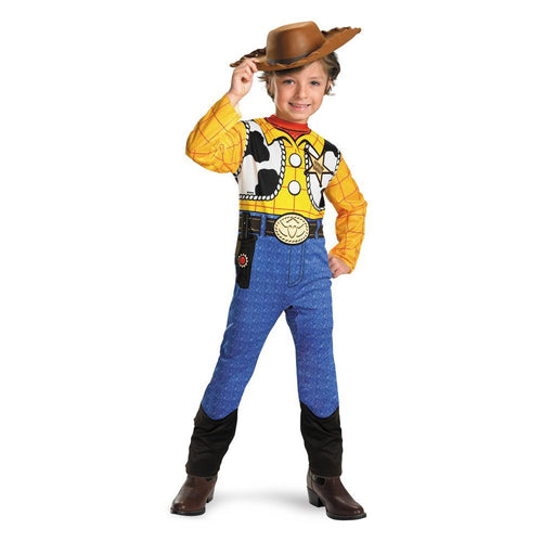 Disguise Costumes Boys Woody Classic Costume - Toy Story