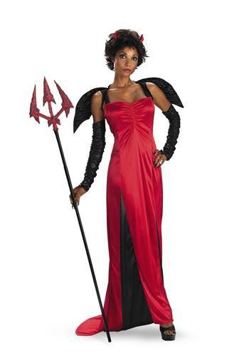 Disguise Costumes Desirable Devil Costume