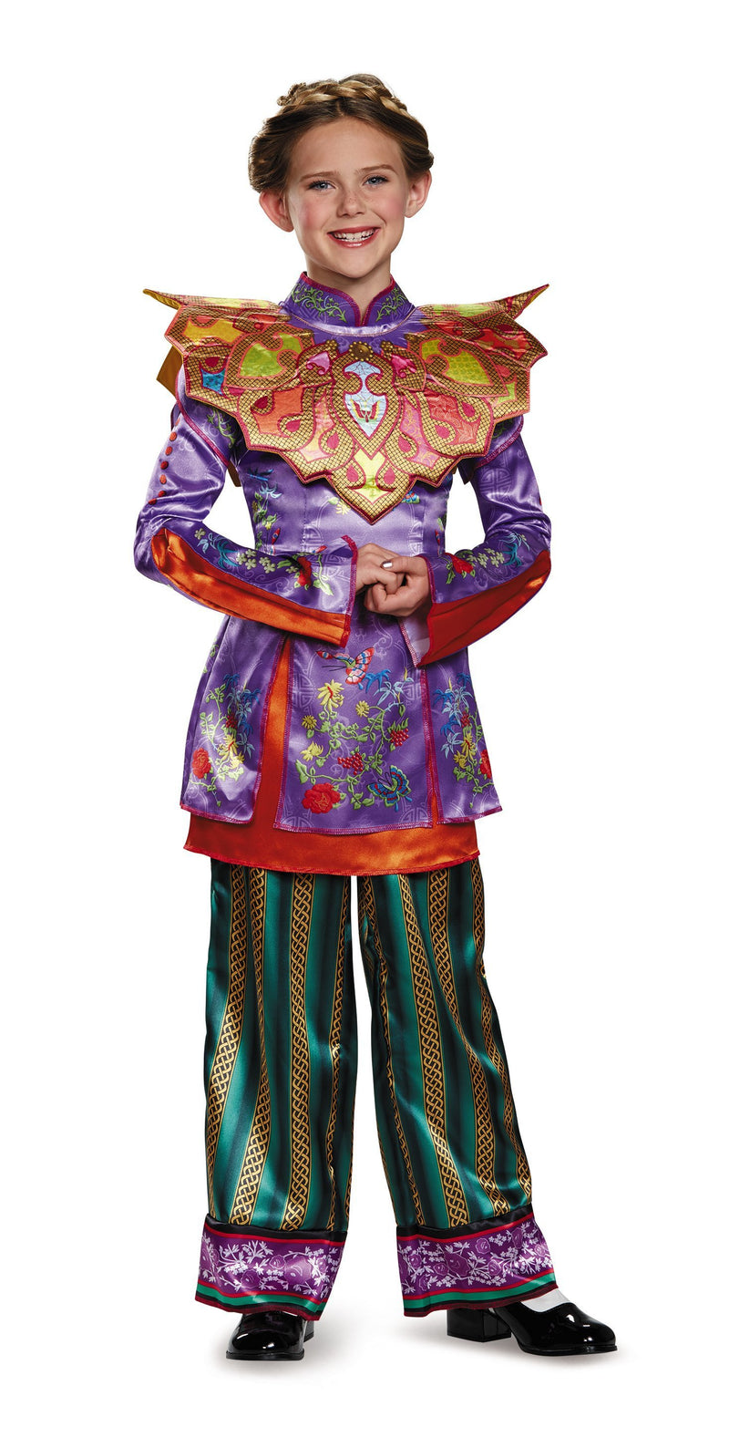 Disguise Costumes Girls Alice Asian Look Costume - Alice in Wonderland