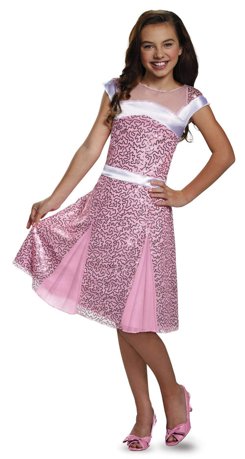 Disguise Costumes Girls Audrey Coronation Deluxe Costume - The Descendants