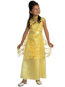Disguise Costumes Girls Belle Classic Costume