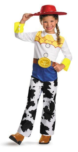 Disguise Costumes Girls Jessie Classic Costume - Toy Story