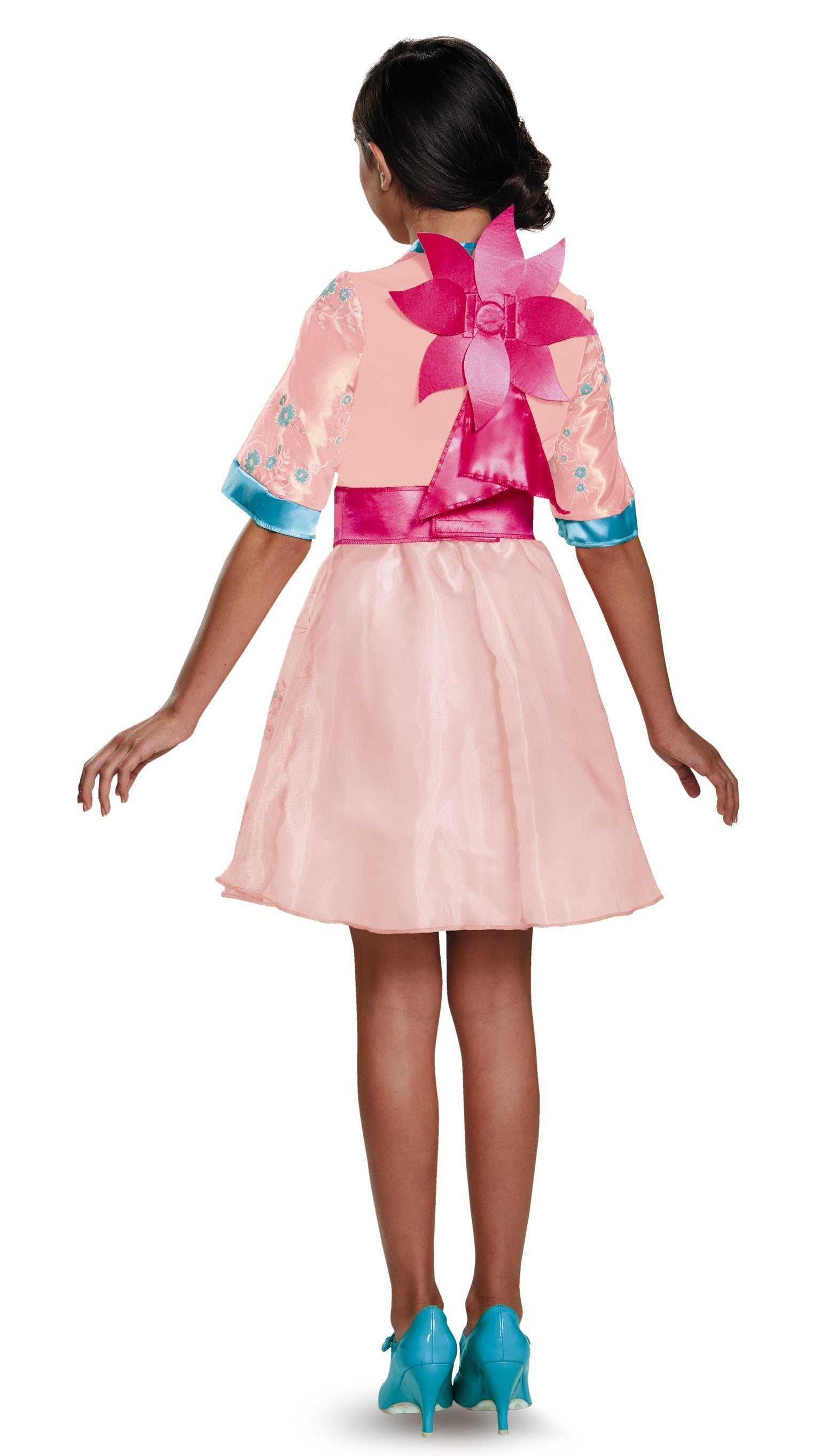 Disguise Costumes Girls Lonnie Coronation Deluxe Costume - The Descendants