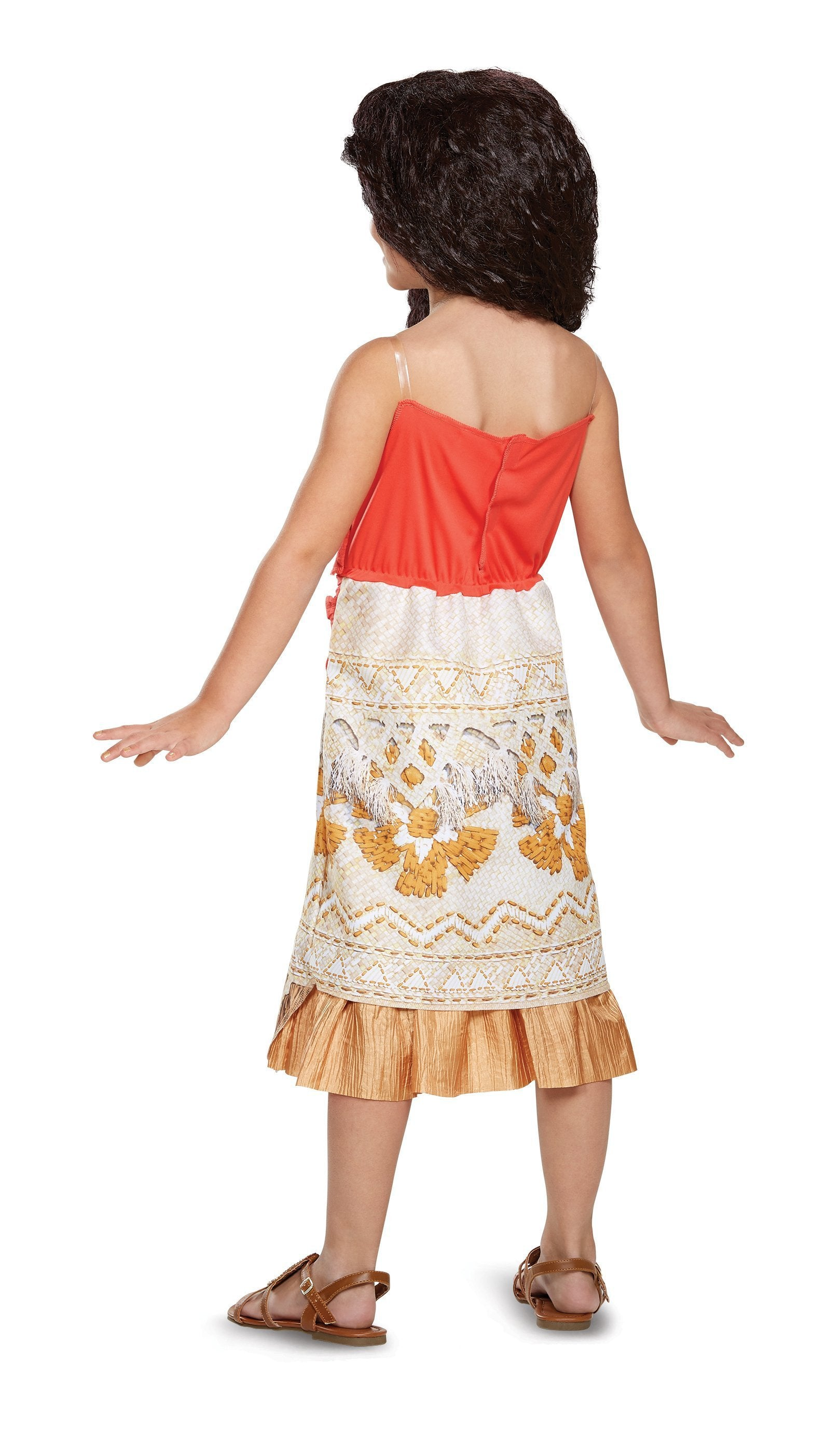 Disguise Costumes Girls Moana Classic Costume