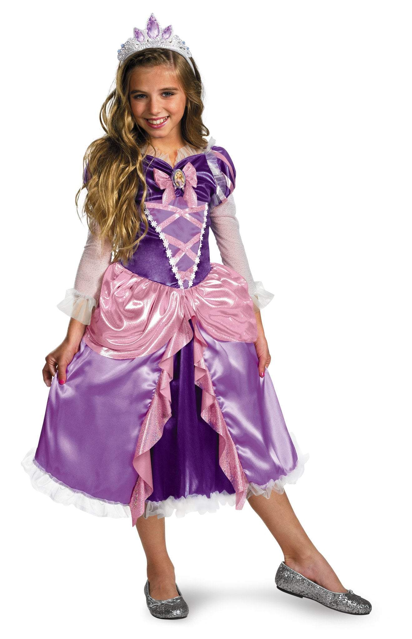 Girls Princess Rapunzel Costume Tangled Jj S Party House