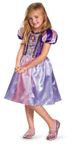 Girls Cinderella Movie Deluxe Costume