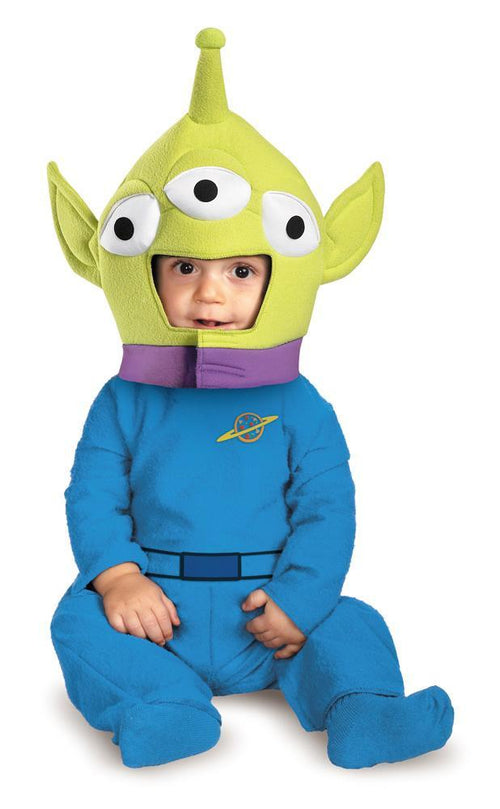 Disguise Costumes Infant Boys Alien Classic Costume - Toy Story