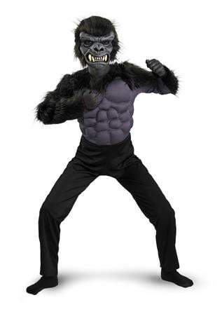 Disguise Costumes L 10-12 Boys Gone Ape Costume