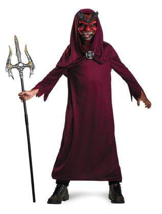 Disguise Costumes LARGE (10-12) Boys Devilish Fiend Costume