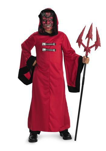 Disguise Costumes MEDIUM (7-8) Boys Sinister Devil Costume