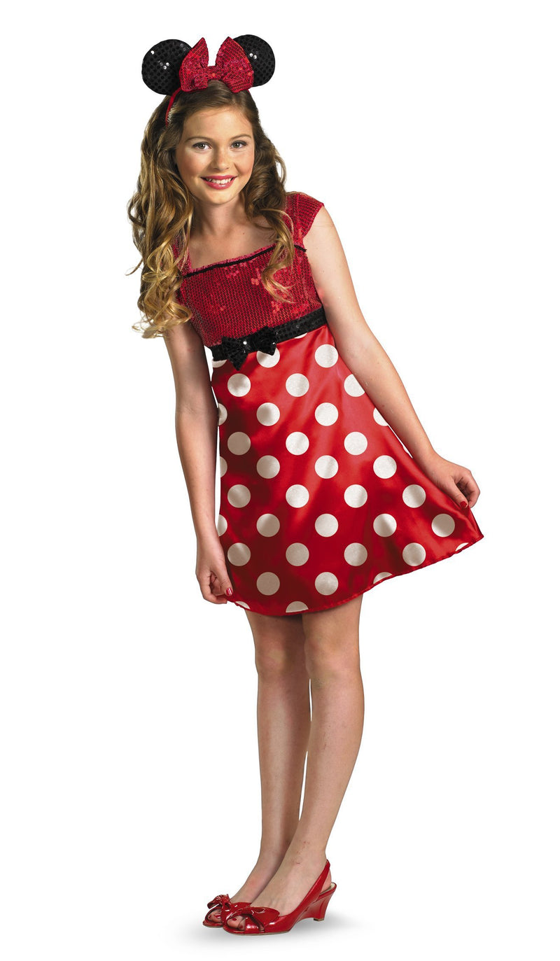Disguise Costumes Teen Girls Minnie Mouse Costume