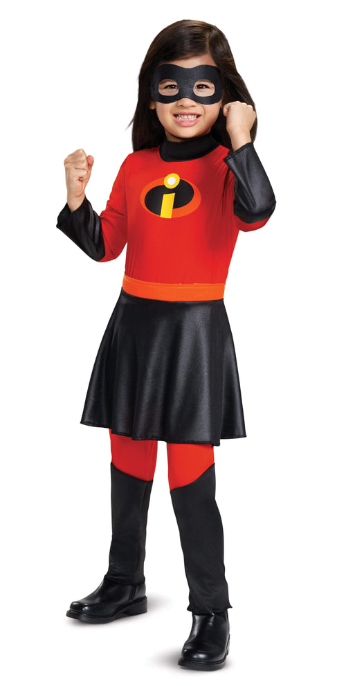 Disguise Costumes Toddler Girls Violet Costume - The Incredibles
