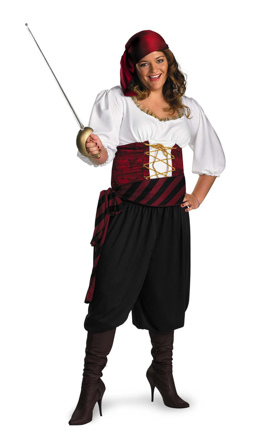 Disguise Costumes XL 18-20 First Mate Plus Size Costume
