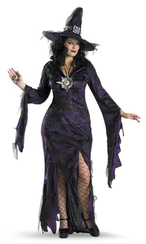 Disguise Costumes XL 18-20 Plus Size Sorceress Costume