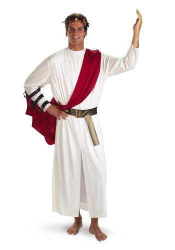 Disguise Costumes XL 42-46 Adult Roman God Costume