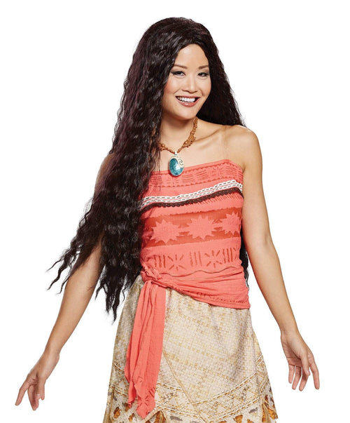 Disguise Wigs Adult Deluxe Moana Wig