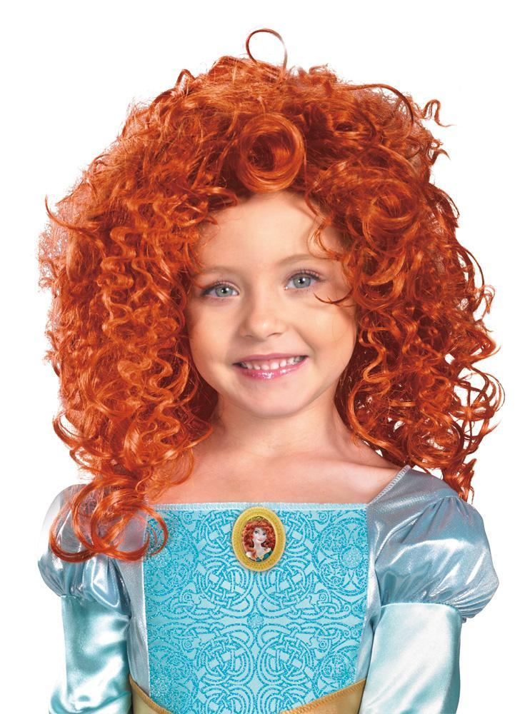 Disguise Wigs Disney's Brave Merida Wig