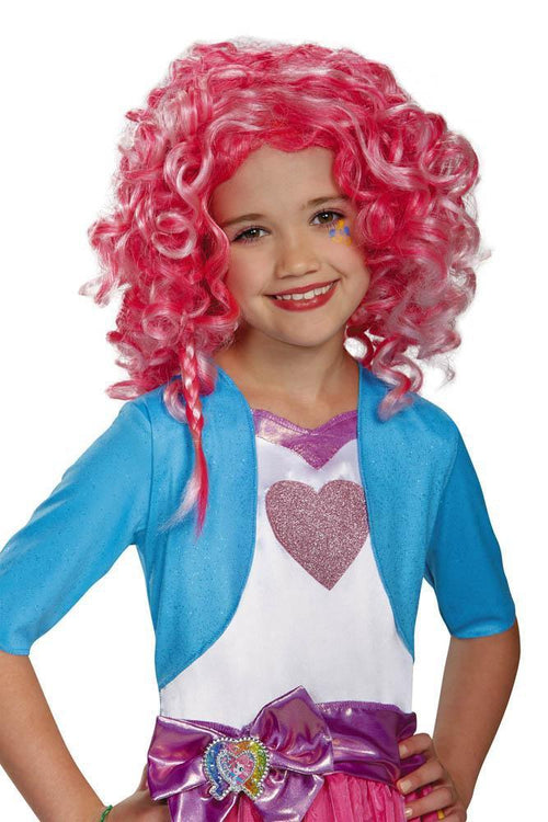 Disguise Wigs Pinkie Pie Equestria Wig - My Little Pony