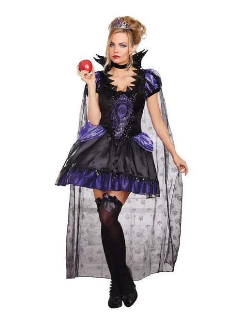 Dreamgirl Costumes Adult Evil Queen Costume